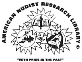 American Nudist Research Library Logo