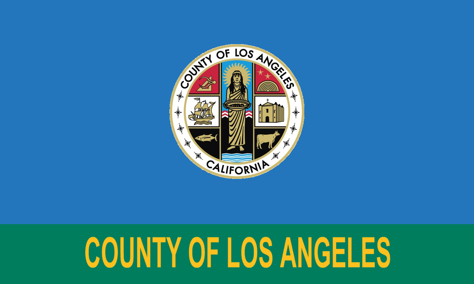 Los Angeles County Flag