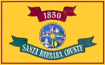 Santa Barbara County Flag