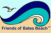 Friends of Bates Beach Logo