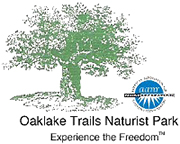 Oaklake Trails Resort Logo