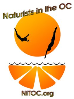 Naturists In the OC Logo