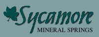Sycamore Mineral Springs Logo